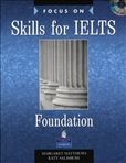 Focus on Skills for IELTS Foundation Level Student's Book and CD
