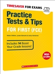 Timesaver for Exams: First Practice Tests and Tips 1 + CD