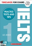 Timesaver for Exams: IELTS Practice Tests and Tips 1 + CD