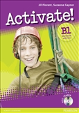 Activate! B1 Workbook with Key with CD-Rom (version 2)