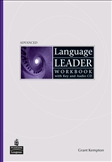 Language Leader Advanced Workbook with CD and key