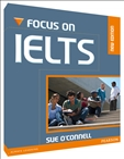 Focus on IELTS Upper Intermediate Coursebook with iTest.com CD