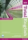 New Total English Pre Intermediate Active Teach CD Rom