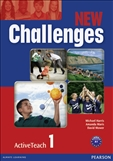 New Challenges 1 Active Teach Interactive Whiteboard Software