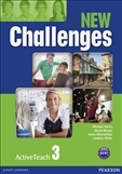 New Challenges 3 Active Teach Interactive Whiteboard Software