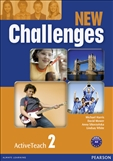 New Challenges 2 Active Teach Interactive Whiteboard Software