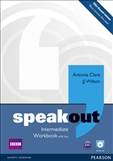 Speakout Intermediate Workbook with key and CD Pack