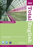 New Total English Pre-intermediate Student's Book &...