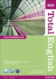 New Total English Pre-intermediate Student's Book & Active Book Pack