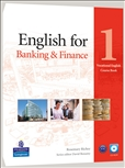 English For Banking & Finance Level 1 Coursebook and CD Pack
