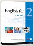 English For Nursing Level 2 Coursebook and CD Pack