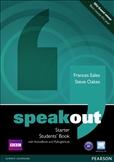 Speakout Starter Student's Book DVD & Activity Book + MyLabPack