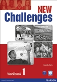 New Challenges 1 Workbook with Audio CD