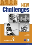 New Challenges 2 Workbook with Audio CD