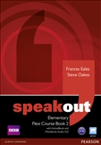 Speakout Elementary Flexi Student's Book 2 with DVD-Rom