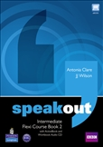 Speakout Intermediate Flexi Student's Book 2 with DVD-Rom