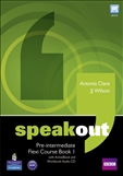 Speakout Pre-intermediate Flexi Student's Book 1 with DVD-Rom