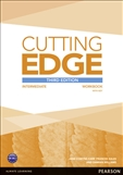 Cutting Edge Intermediate Third Edition Workbook with Key