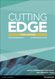 Cutting Edge Pre-intermediate Third Edition Active Teach