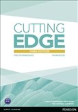 Cutting Edge Pre-intermediate Third Edition Workbook without Key