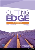 Cutting Edge Upper Intermediate Third Edition Workbook with Key