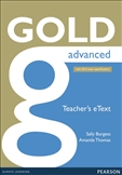 Gold Advanced New Edition Active Teach CD-ROM (2015 Exam)