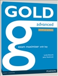 Gold Advanced New Edition Maximiser with Key (2015 Exam)