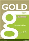 Gold First New Edition Active Teach CD-ROM (2015 Exam)