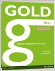 Gold First New Edition Maximiser with Key (2015 Exam)