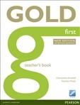 Gold First New Edition Teacher's Book (2015 Exam)