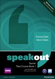 Speakout Starter Flexi Student's Book 1 with DVD-Rom