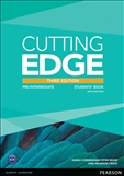 Cutting Edge Pre-intermediate Third Edition Student's Book