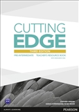 Cutting Edge Pre-intermediate Third Edition Teacher's...