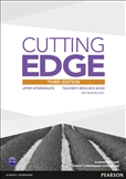 Cutting Edge Upper Intermediate Third Edition Teacher's Book