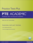 Practice Tests Plus for PTE (Pearson Test of English)...