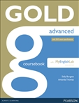 Gold Advanced New Edition Student's Book with MyLab (2015 Exam)