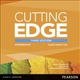 Cutting Edge Intermediate Third Edition Class Audio CD