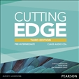 Cutting Edge Pre-intermediate Third Edition Class Audio CD