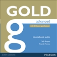 Gold Advanced New Edition Audio CD (2015 Exam)