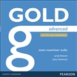 Gold Advanced New Edition Exam Maximiser Audio CD (2015 Exam)