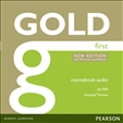 Gold First New Edition Audio CD (2015 Exam)