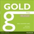 Gold First New Edition Exam Maximiser Audio CD (2015 Exam)