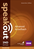 Speakout Advanced Second Edition Active Teach CD-Rom