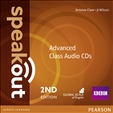 Speakout Advanced Second Edition Class Audio CD