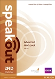 Speakout Advanced Second Edition Workbook with Key