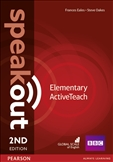 Speakout Elementary Second Edition Active Teach