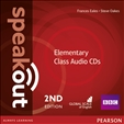 Speakout Elementary Second Edition Class Audio CD