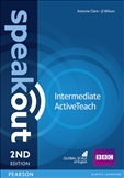 Speakout Intermediate Second Edition Active Teach