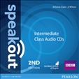 Speakout Intermediate Second Edition Class Audio CD