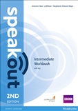 Speakout Intermediate Second Edition Workbook with Key